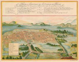 Juan Gomez de Trasmonte. Ciudad de Mexico, 1628