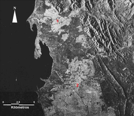 Imagen de Radar Intera 1992