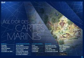 cartes marines BNF