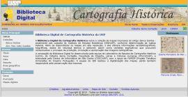Biblioteca Digital de Cartografia Histórica da USP