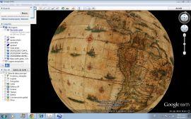 virtual globe GE