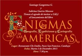 Lanzamiento en Quito