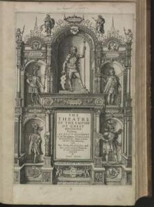 The Theatre of The Empire of Great Britaine. John Speed, 1611