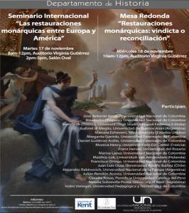 seminario restauraciones